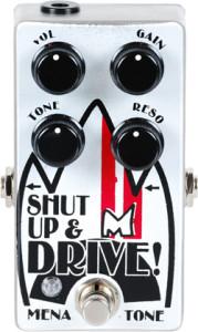 Menatone Shut Up&Drive