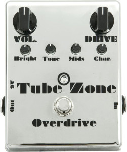 Mi Audio Tube Zone Overdrive