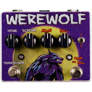 Tortuga Werewolf Distortion