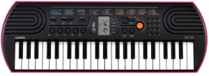 Casio SA-78 синтезатор детский