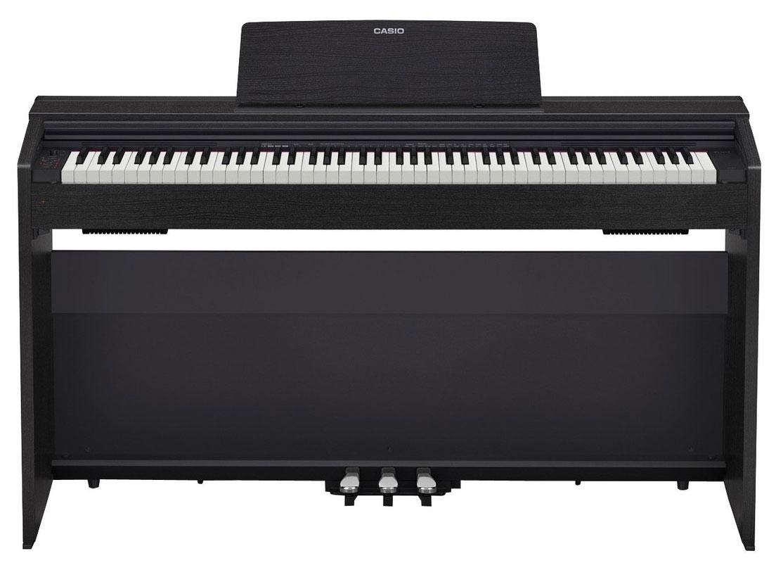 Цифровое пианино CASIO PX-870BK