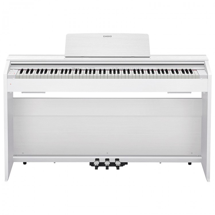 Пианино цифровое CASIO Privia PX-870 WE-2